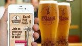 Darmowe piwo dzięki aplikacji