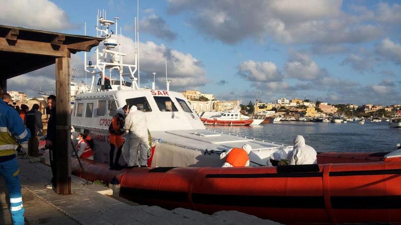 Tragedia na Morzu Śródziemnym. Zaginęło kilkuset imigrantów z Afryki
