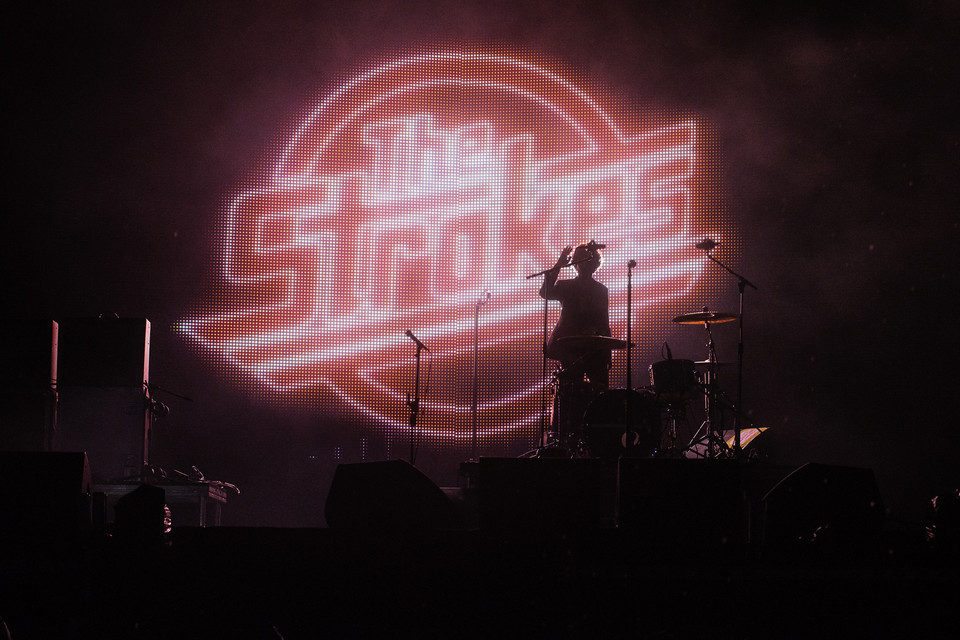 Open'er Festival 2019: The Strokes