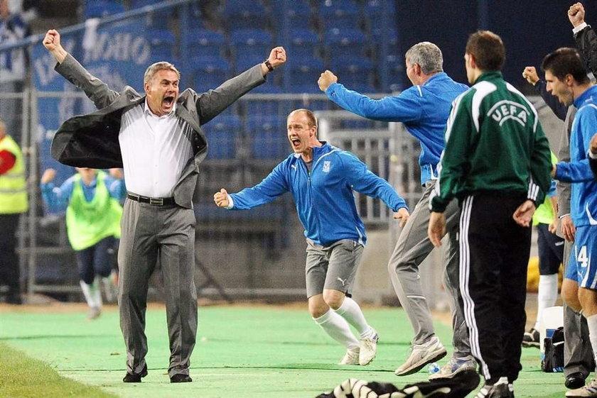 Juventus Turyn, Manchester City, Salzburg, Lech Poznań, to skład grupy A w Lidze Europejskiej