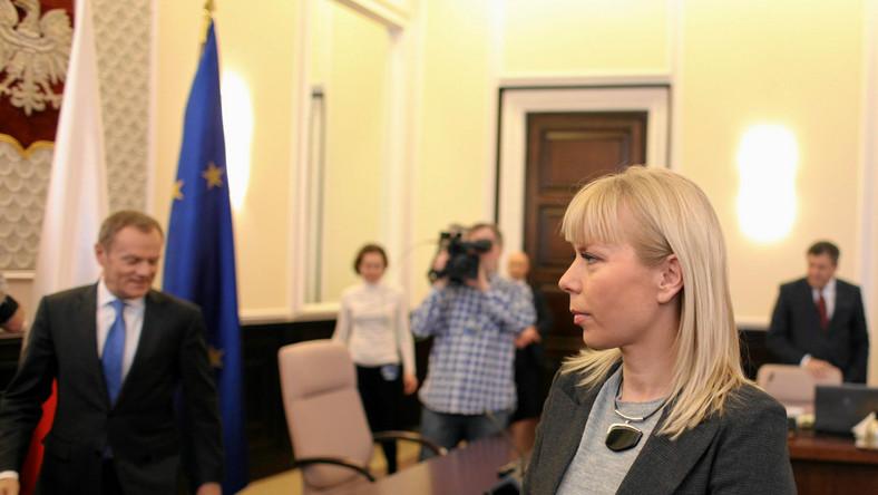 PiS o Elżbiecie Bieńkowskiej: Zaraziła się arogancją od Tuska