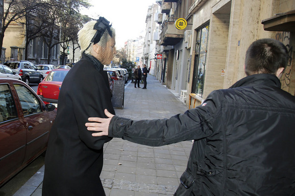 Jelena Karleuša dolazi na komemoraciju