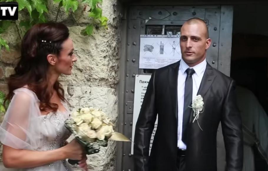 Slađa Delibašić i Milan Pejović