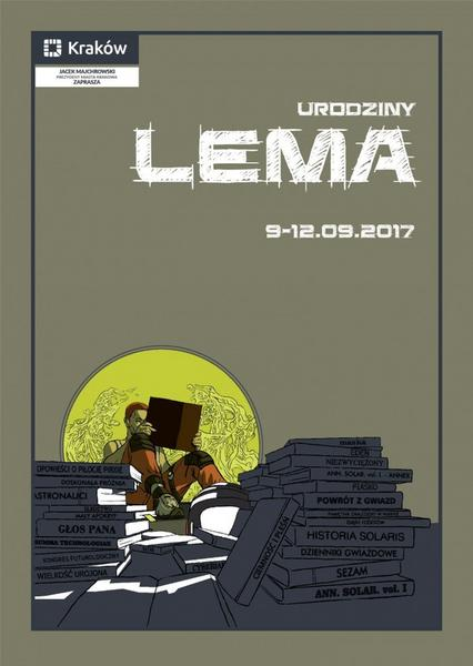 Urodziny Lema, ilust. Dagmary Matuszak