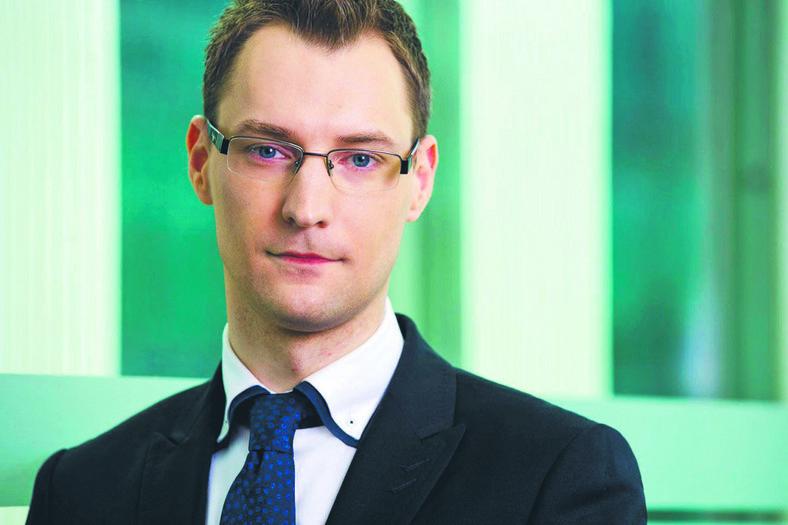 Piotr Nowak dyrektor ds. produktów inwestycyjnych i ubezpieczeniowych Expander Advisors