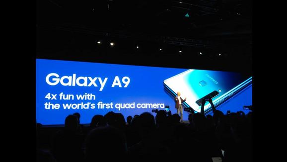 Blic na premijeri novih Samsung modela u Milanu