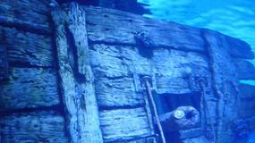 Grecja: u wybrzeży Delos odkryto wrak antycznego statku