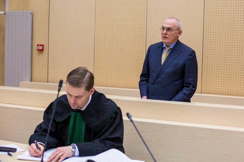Ruszył proces Aleksandra Gawronika ws. zabójstwa Ziętary