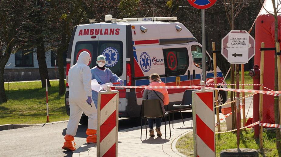 Na Mazowszu odnotowano ponad dwa tys. nowych zarażeń koronawirusem