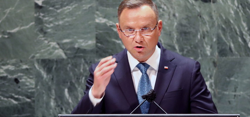 Wpadka Andrzeja Dudy. Pomieszali się mu prezydenci!