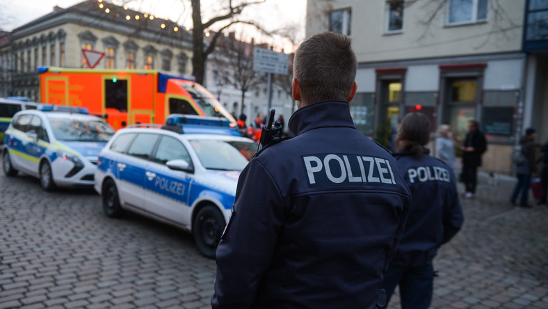 GERMANY-POLICE-BOMBINGS
