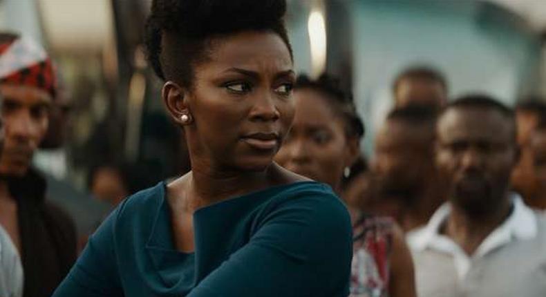 Filmmaker Genevieve's 'Lion heart' is Netflix's first original film from Nigeria