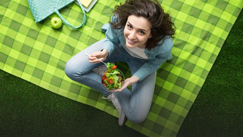 Co jeść, żeby wzmocnić się przed jesienią?