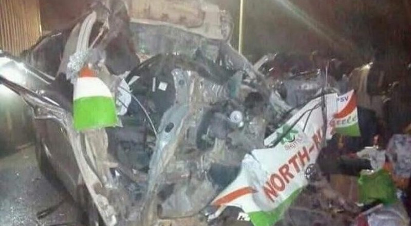 4 dead several others injured in late night accident