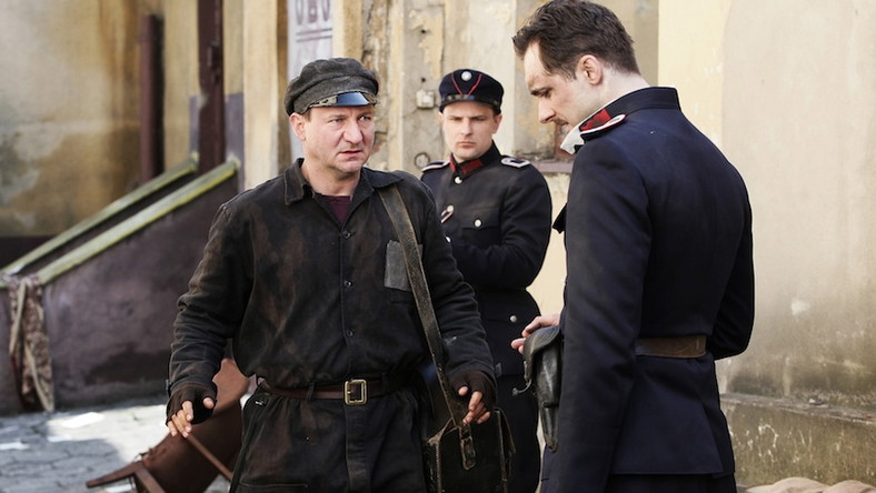 """""""W ciemności"""" – polski kandydat do Oscara 2012"""