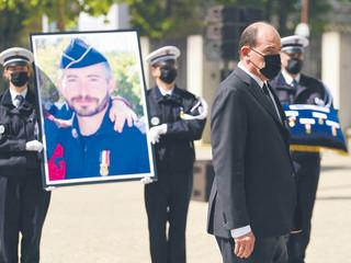 Francuscy policjanci boją się pełnić służbę