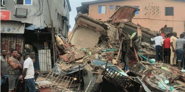 LASEMA confirms 5-year-old boy dead in Lagos building collapse   Pulse  Nigeria