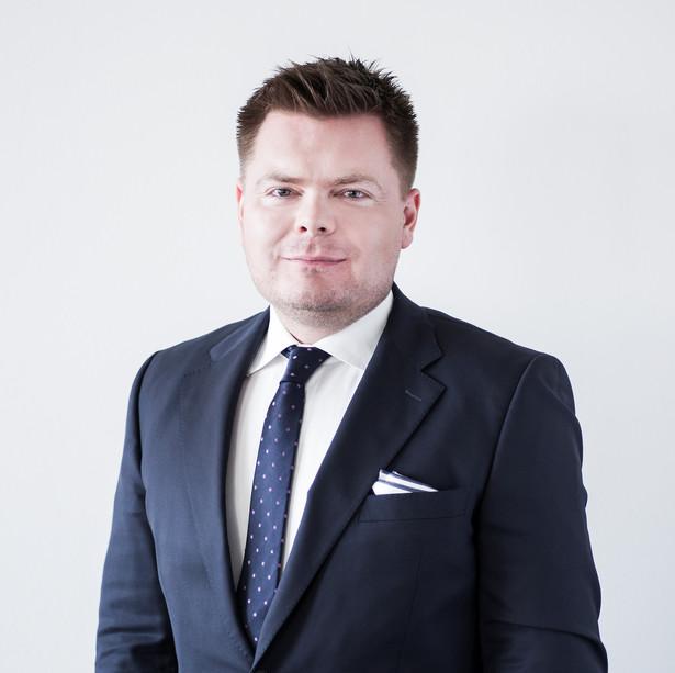 Michał Wielhorski, partner w kancelarii BSWW Legal & Tax