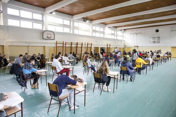 Studenti i mladi su najzastupljenija grupa na testiranju