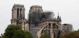 Zdumiewające odkrycie na dachu Notre Dame. Cud?