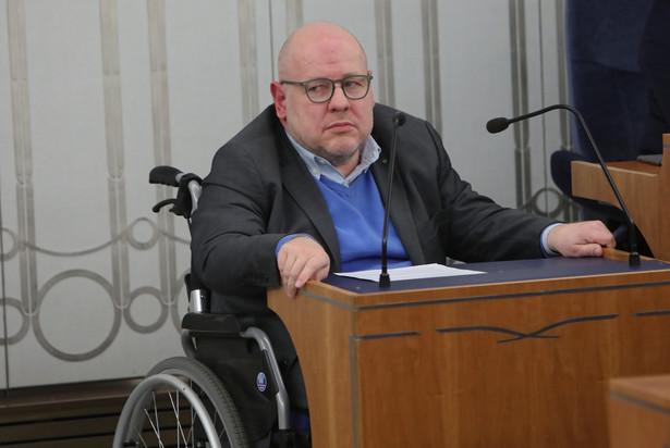 Jan Libicki zapowiedział przygotowanie nowego projektu o wydatkowaniu pieniędzy z Funduszu
