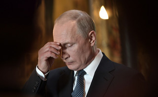 Putin stracił tytuł najbardziej wpływowego człowieka świata według