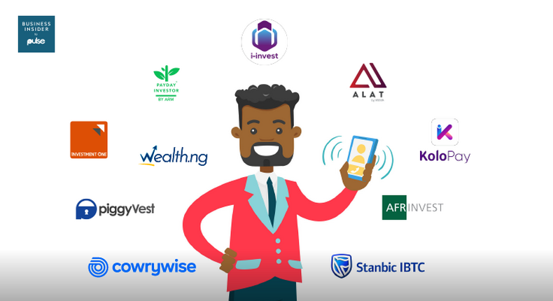 9 popular investment apps that make your money work for you in Nigeria