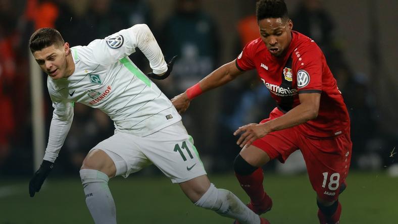 Bayer Leverkusen - Werder Brema
