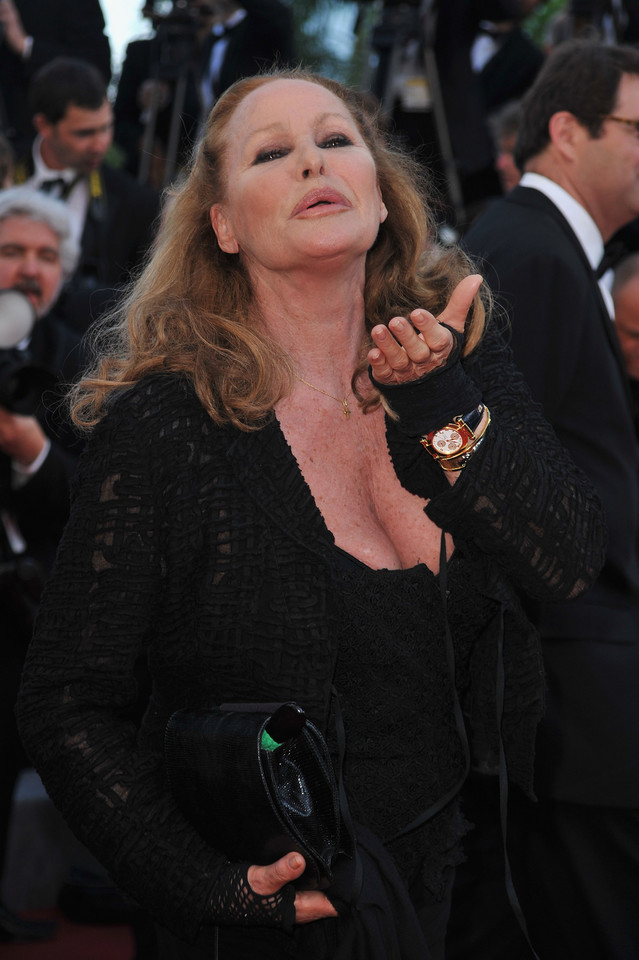 Ursula Andress w 2010 roku