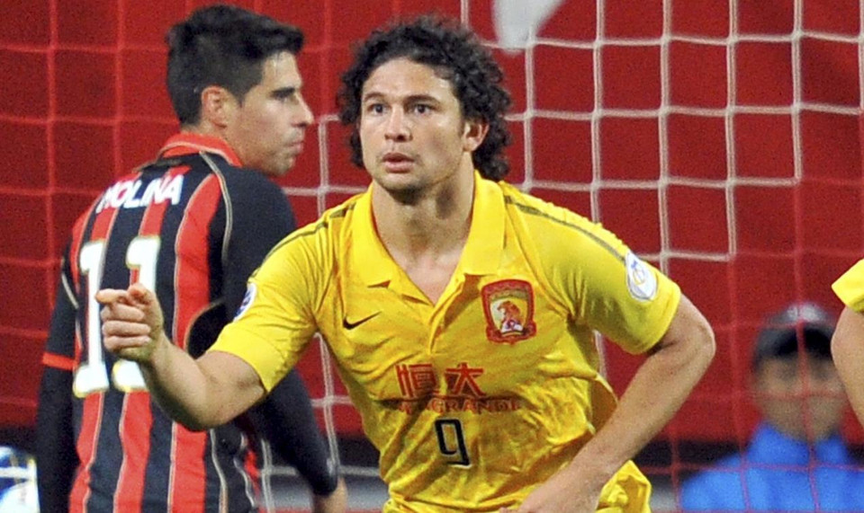 Elkeson (z Hebei China Fortune do SIPG za 18,5 miliona euro)