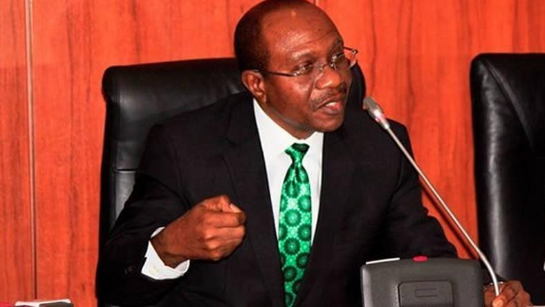 Mr. Godwin Emefiele, Central Bank of Nigeria (CBN) Governor