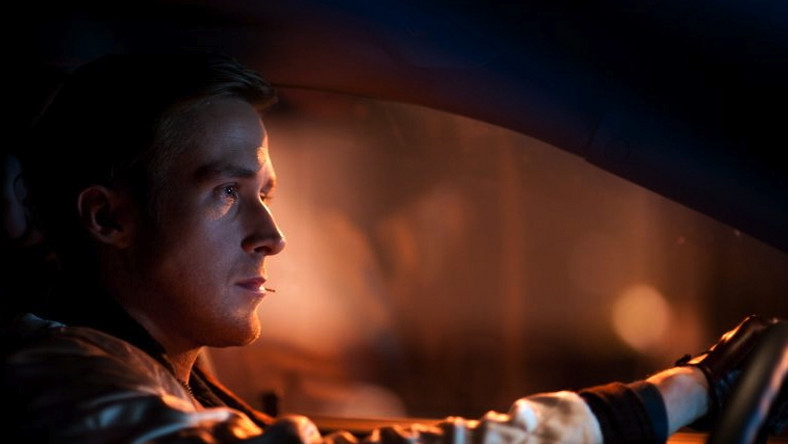 "Ryan Gosling w ""Drive"""