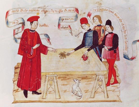 Naši preci su se još u 14. veku upoznali sa inflacijom