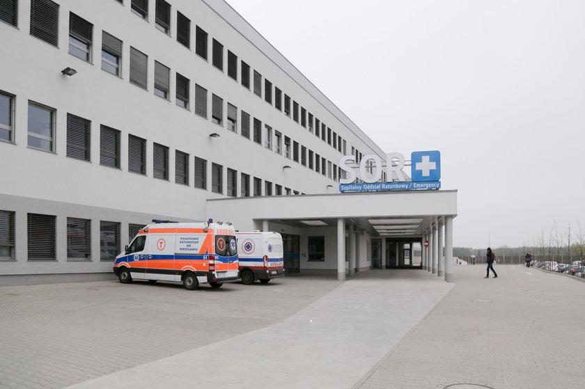 Szpital im. T. Marciniaka we Wrocławiu