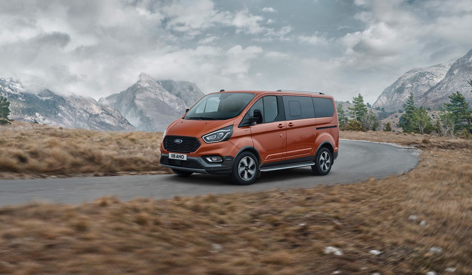 Ford Tourneo Custom Active (2020)