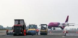 Trwa remont na Ławicy. Coraz bliżej do zamknięcia lotniska