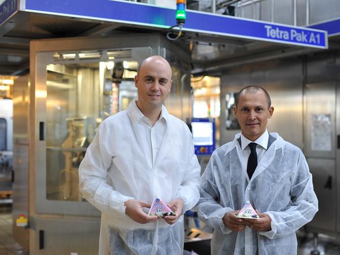 """Iza """"trougao"""" jogurta stoji više od 50 godina uspešnog partnerstva"""