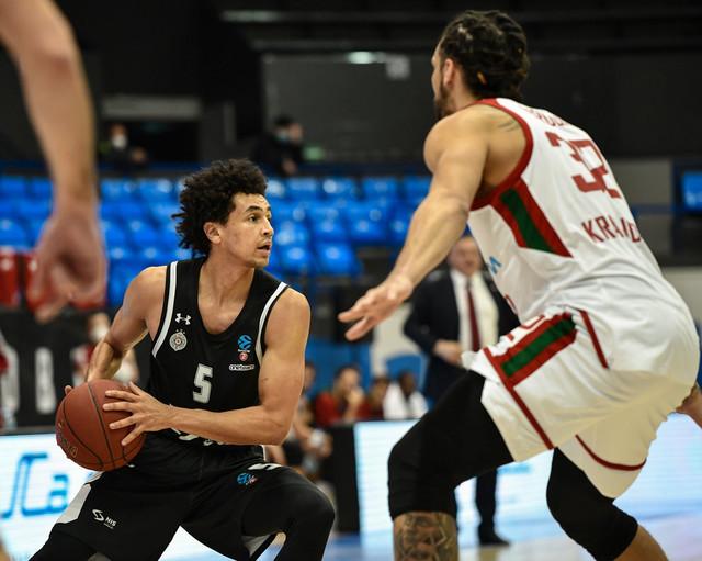KK Partizan, KK Lokomotiva