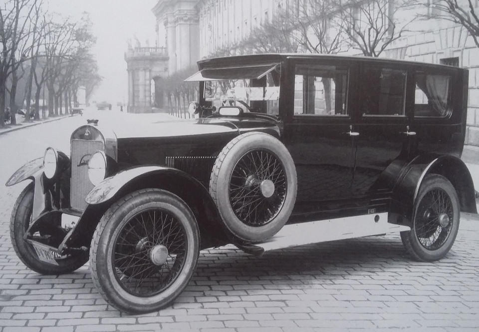 Laurin&Klement – Skoda 350 (1925-1927)