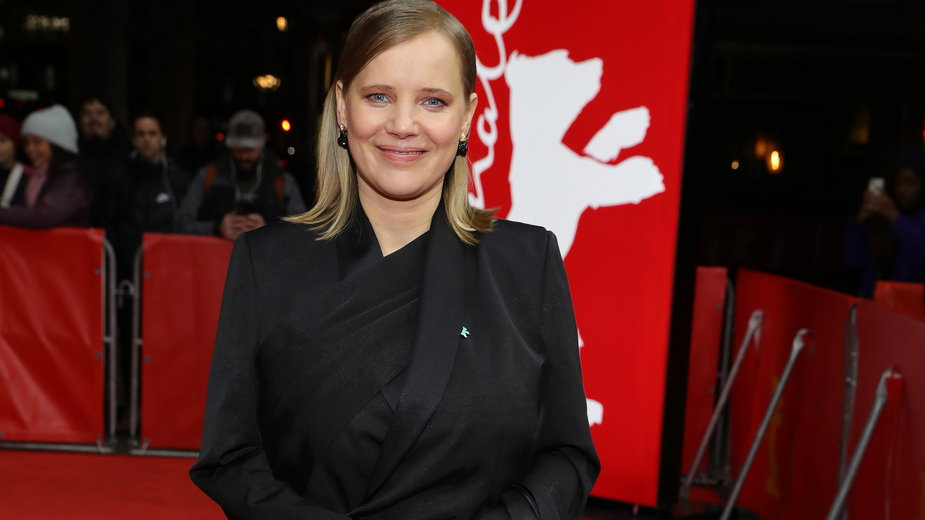 Joanna Kulig na festiwalu Berlinale 2020