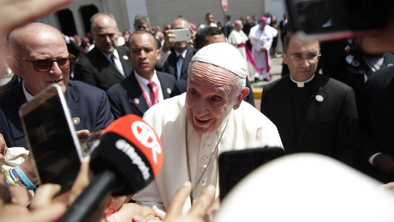 Papież w Panamie