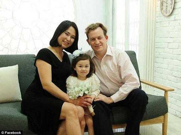 Robert Keli s porodicom