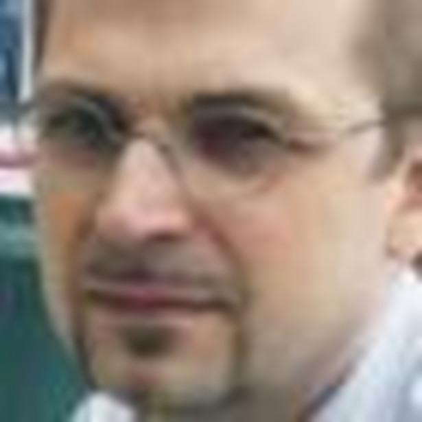 Grzegorz Zalewski, ekspert DM Banku Ochrony Środowiska i twórca portalu futures.pl
