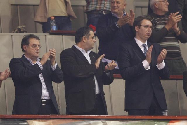 Klubovi u krizi: Čović, Bašanović i Vučić