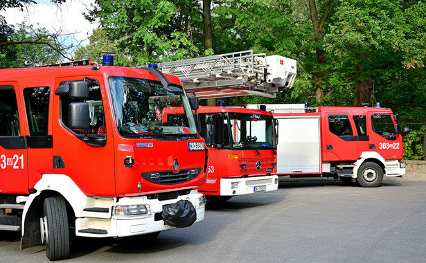 Najwięcej pracy strażacy mieli w powiatach: krakowskim, tarnowskim, wadowickimi i oświęcimskim.