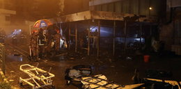 Tragiczny pożar w szpitalu. Zginęło 5 osób zakażonych koronawirusem