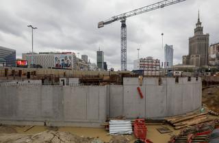 Warszawa: Wmurowano akt erekcyjny pod budowę Rotundy