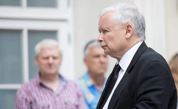 """""""Prawo i Sprawiedliwość gwarantuje, że takiego podatku w Polsce nie będzie"""" - podkreślił prezes partii."""