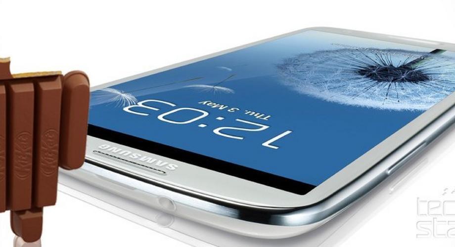 Galaxy S3: KitKat-Update wegen Problemen gecancelt?