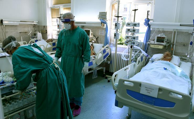 Kovid bolnica korona
